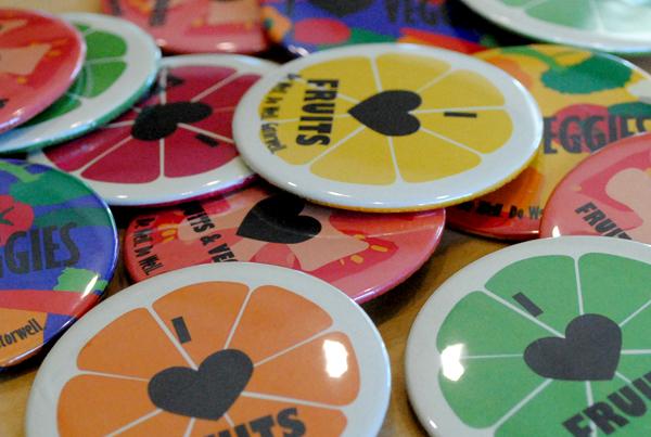 GatorWell Buttons