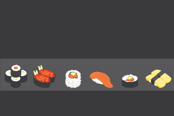 Sushi Feature