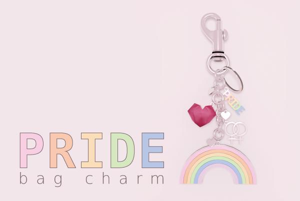 Pride Bag Charm